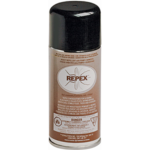 REPEX Deet Insect Repellant Pressurized Spray 23.75%