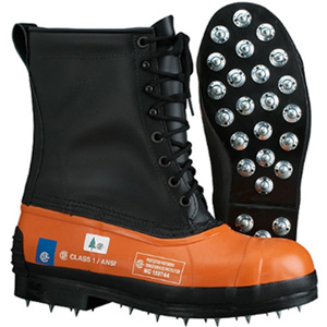 VIKING FVW79 Black Tusk Caulk Boots