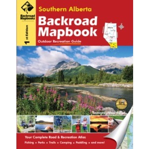 BACKROAD Mapbook: Southern Alberta