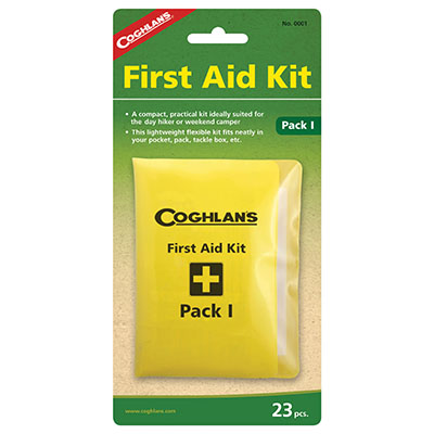 COGHLAN'S 0001 Pack I First Aid Kit