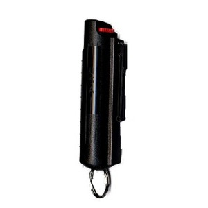 Dog D'Fense Pepper Spray 20G With Belt clip/Key ring