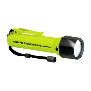 PELICAN 2000 Super Sabrelite Flashlight