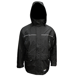 VIKING 850BK Tempest 50 Lined Jacket Black