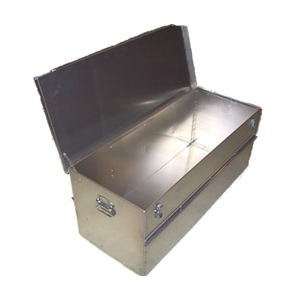 "ALUMINUM Field Box 18""x18""x44"""