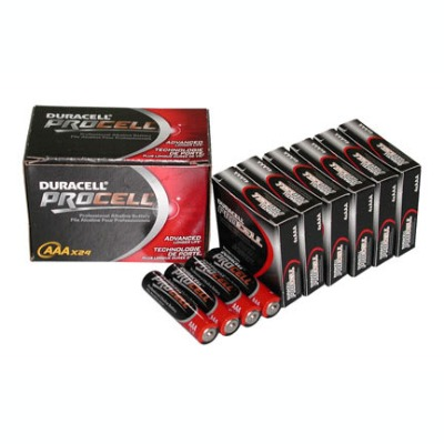 DURACELL PROCELL Alkaline Batteries AAA Cell