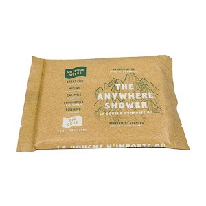 Outdoor Wipes (Big) Peppermint