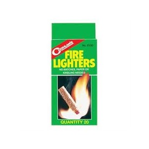 COGHLAN'S 0150 Fire lighters