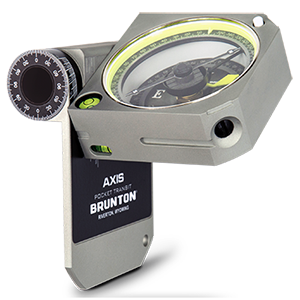 BRUNTON 5012 Axis Compass
