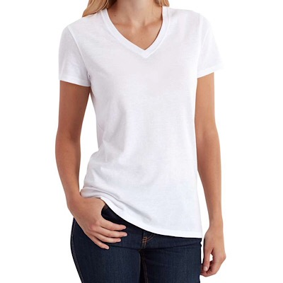 13689e8cd9f00 Deakin | Clothing | Carhartt 102452 Lockhart Short-Sleeve V-Neck T-Shirt