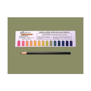 HYDRION Jumbo pH Pencil P-13N (0-13)