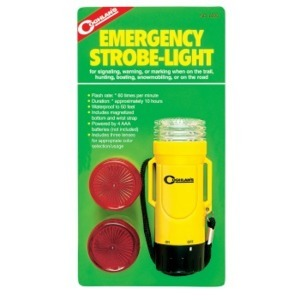 COGHLAN'S 0220 Emergency Strobe light