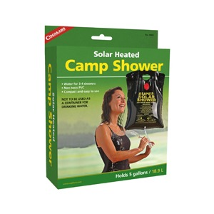 COGHLAN'S 9965 Solar Camp Shower