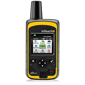 InReach SE 2-Way Satelite Communicator