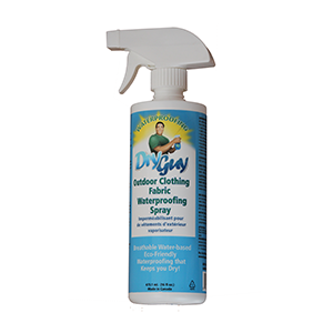 Dry Guy Outdoor Clothing Waterproofing Spray