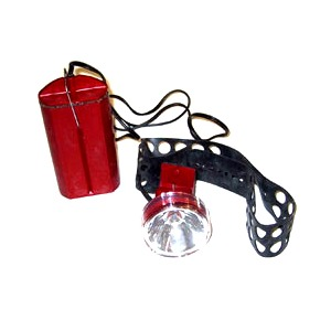 HEADLITE HL-4D Headlamp with Strap