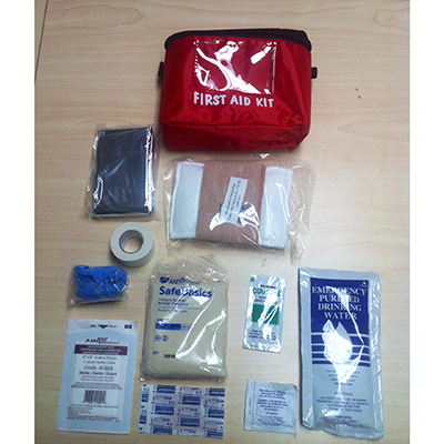 PERSONAL First Aid Belt Kit