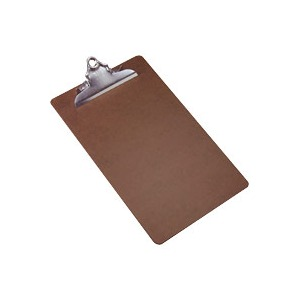 "Masonite Legal Clipboard 9"" x 15.5"""