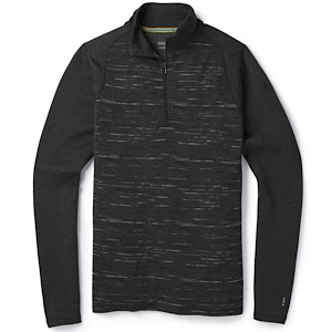 Smartwool M's Merino 250 Baselayer Pattern 1/4 Zip