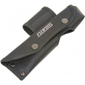 ESTWING No.22 Black Oxford Cloth Rock Pick Sheath