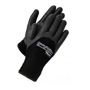 VIKING Thermo Nitri-Dex Work Gloves Black