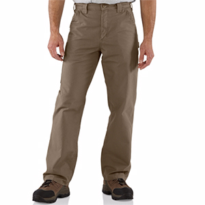 CARHARTT B151 Men's Canvas Work Dungaree  Pant