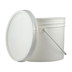 Sample Pail 5 gal. Plastic with Lid