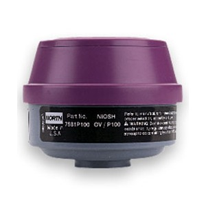 NORTH 7580P-100 Hepa Cartridge (7700 series)