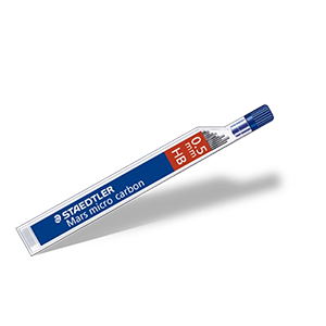 STAEDTLER 250-07 Pencil Lead 0.7 mm 12/Tube