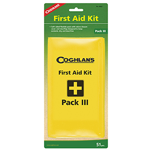 COGHLAN'S 0003 Pack III First Aid Kit