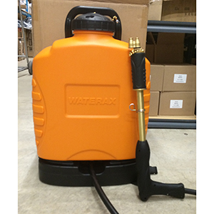 Wildfire Plastic Back Pack Extinguisher c/w Variable Spray Nozzle (5 Gal)