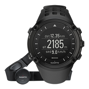 SUUNTO Ambit With Heart Rate Monitoring