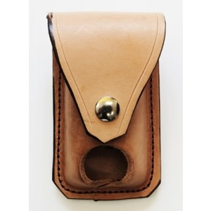 Dropper Bottle Leather Belt Case