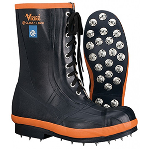 VIKING FVW57 Forester Caulked Sole Boot Steel Toe