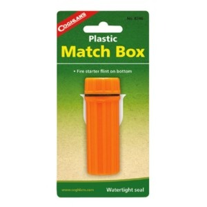 COGHLAN'S 8746 Waterproof Match Box
