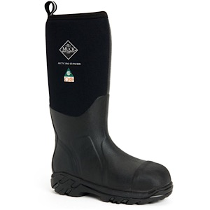 MUCK Arctic Pro Steel Toe CSA Tall Black