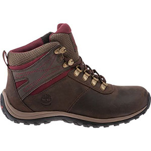 TIMBERLAND Women's Norwood W/P Brown Hiking Boots