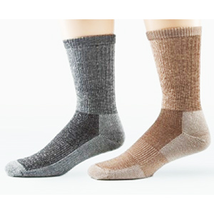 Stanfield's 4225 Thermal Work Sock Grey One Size PK/3