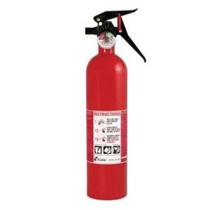 ABC 2.5 lbs Fire Extinguisher