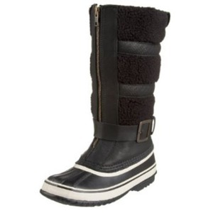 SOREL Women's Helen of Tundra Black / Stone