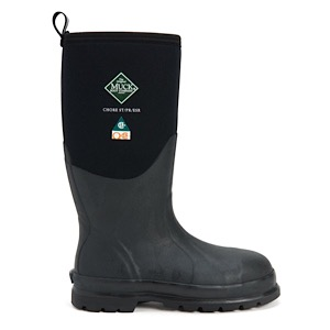 MUCK Chore Steel Toe CSA Black