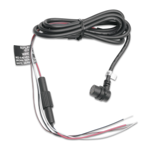 GARMIN 010-10082-00  Power / Data Cable (Bare Wires)