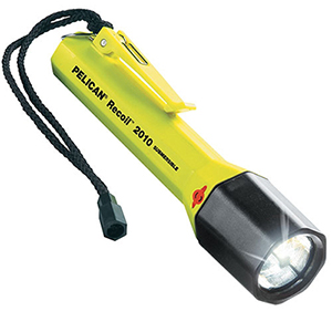 PELICAN 2010 Sabrelite Recoil Flashlight