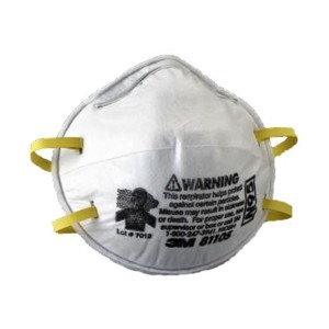 3M 8110S Respirator N95 Mask Box of 20