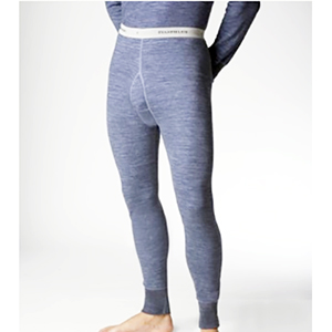 Stanfield's 8812 Merino Wool Long Underwear Pants Charcoal