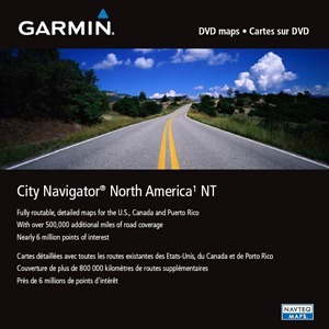 GARMIN 010-11546-50 DVD City Navigator North America NT