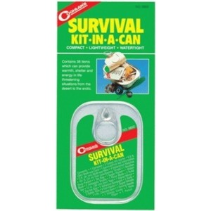 COGHLAN'S 9850 Survival Kit In-a-Can