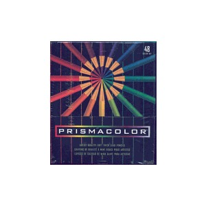 SANFORD 3598THT Prismacolor Pencil Set of 48