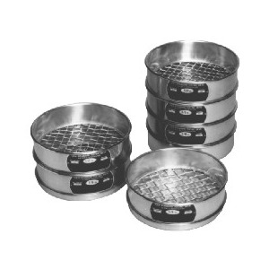 "TYLER 8"" All Stainless Steel Sieve"