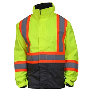 "Helly Hansen Alta Shell Jacket with 4"" Reflective"