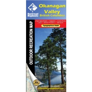 BACKROAD Map: Okanagan Valley